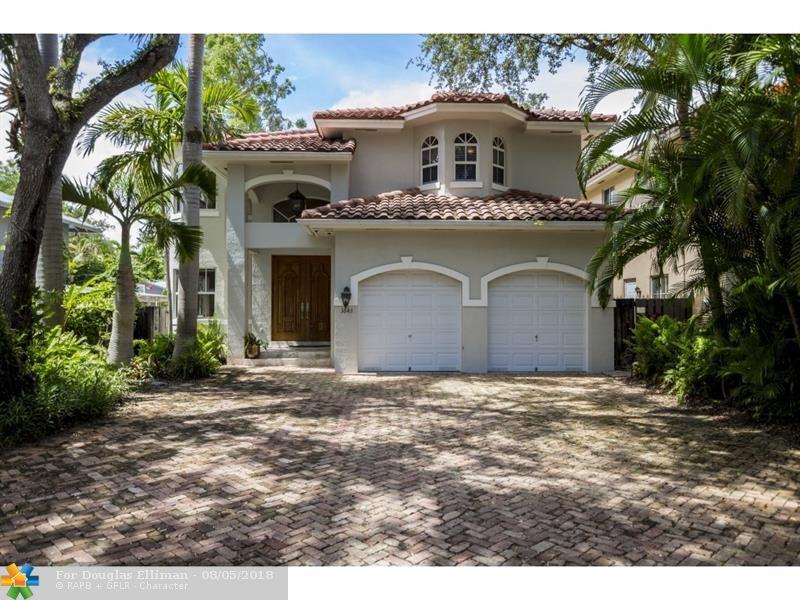 3643 Royal Palm Ave - Coconut Grove, Florida