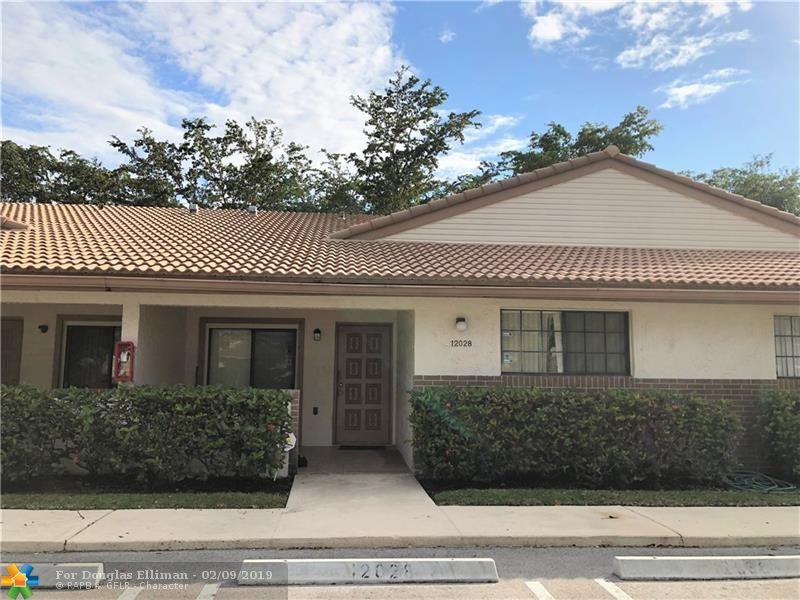 12028 Royal Palm Blvd, #3-F - Coral Springs, Florida