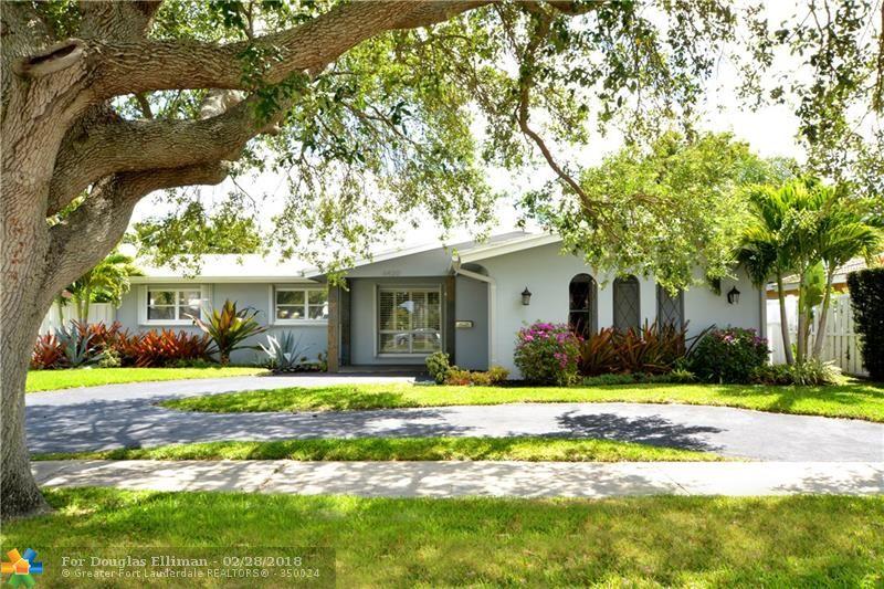 6420 NE 21st Dr - Fort Lauderdale, Florida