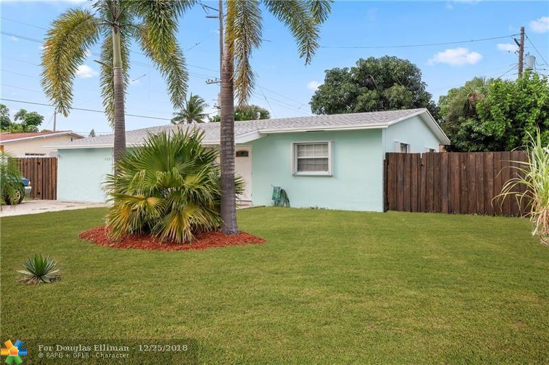1521 NE 34th Ct - Pompano Beach, Florida