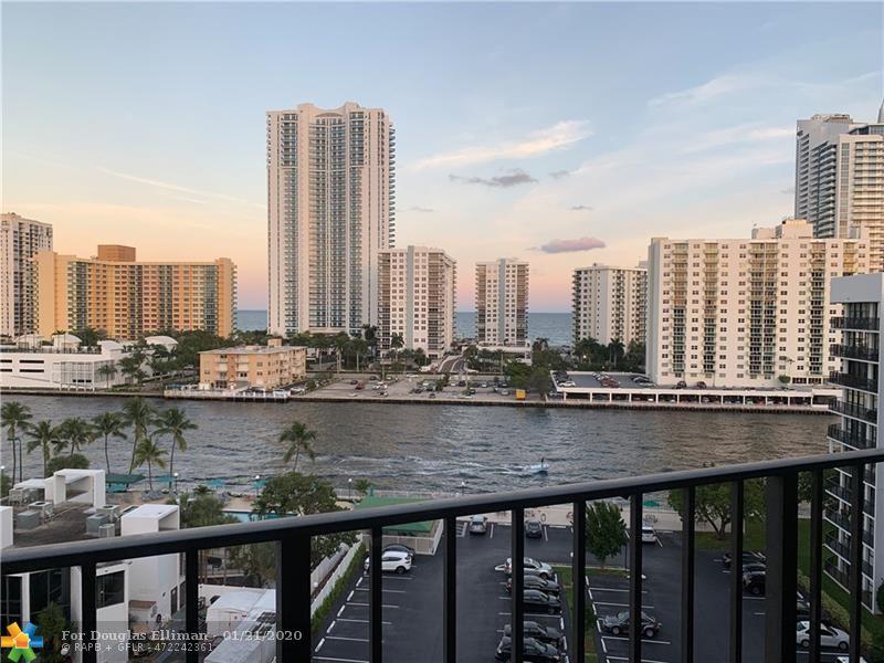 800 Parkview Dr, 1008 - Hallandale Beach, Florida