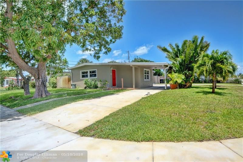 4000 NE 12th Ter - Pompano Beach, Florida