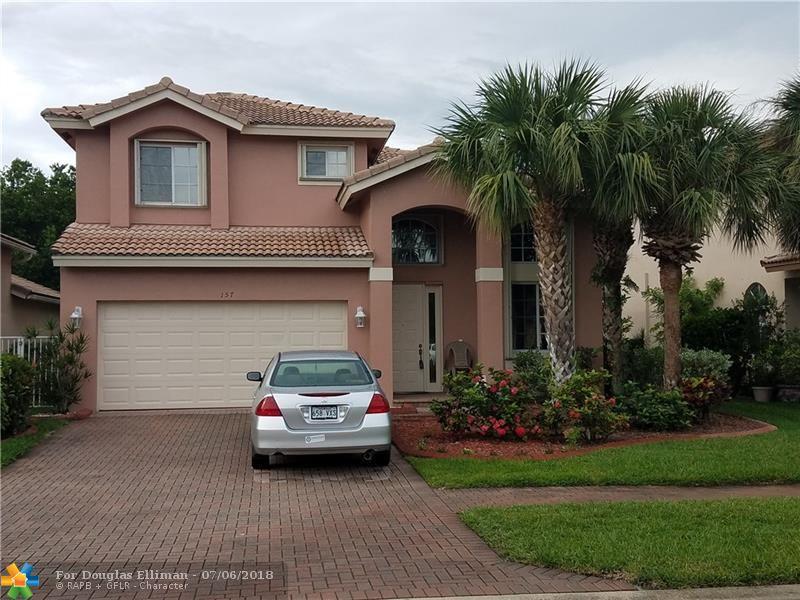 157 Bellezza Ter - Royal Palm Beach, Florida