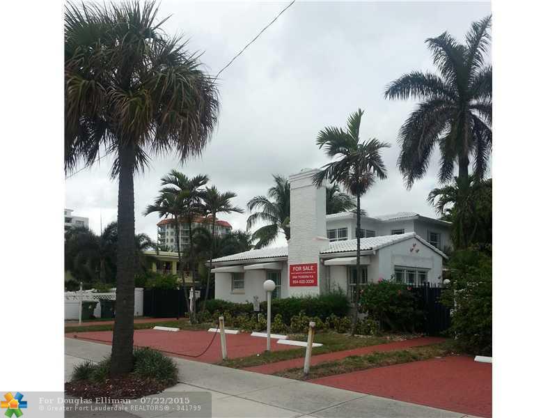 3029 ALHAMBRA ST - Fort Lauderdale, Florida