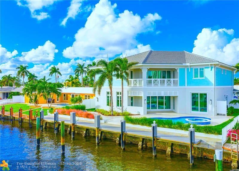 2810 NE 9th Ct - Pompano Beach, Florida