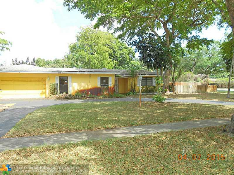 800 IXORA LN - Plantation, Florida