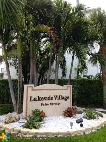 715 Lori Dr, 210 - Palm Springs, Florida