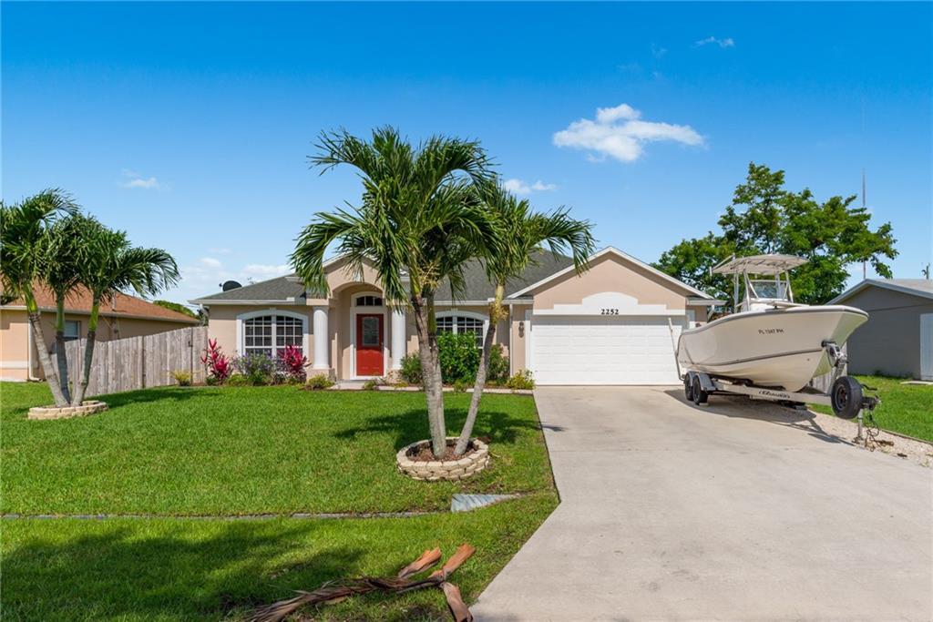 2252 SE Lucca Street - Port St Lucie, Florida