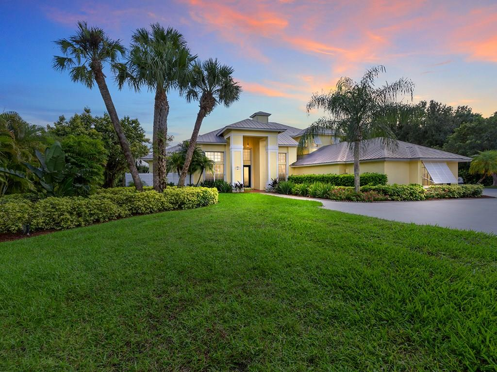 11700 SW Tangerine Court - Palm City, Florida